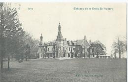 Ivoz - 6 - Château De La Croix St-Hubert - Edit. F. Poncelet - 1911 - Flémalle