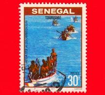 SENEGAL - Usato - 1978 - Turismo - Regata A Soumbedioun - 30 - Senegal (1960-...)