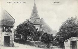 MAGNY LES VILLERS Eglise - Altri Comuni