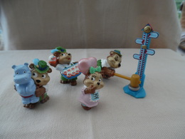 Kinder Surprise Lot : Ours Bavarois Année 2000 - Monoblocs