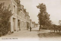 863 EURE - GIVERNY - Rue 1900-1910 - Francia
