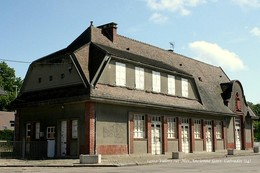 Villiers-sur-Mer (14)-Ancienne Gare  (Edition à Tirage Limité) - Villers Sur Mer