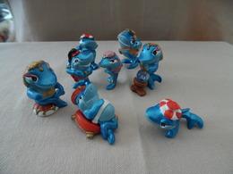 Kinder Surprise Lot Squalibaba Année 1996 - Monoblocs