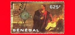 SENEGAL - Usato - 1991 - 500 Anni Della Scoperta Dell' America - Colombo - 625 - Senegal (1960-...)