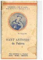 PADOVA SANT'ANTONIO 1923 - Libri, Riviste, Fumetti