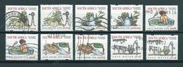 1997 South-Africa Complete Set Save Water Used/gebruikt/oblitere - Gebruikt