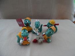 Kinder Surprise Lot Drolly Dinos Année 1996 - Monoblocs