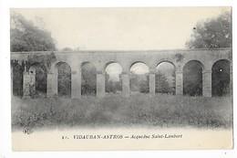 VIDAUBAN - ASTROS   (cpa 83)  Aqueduc Saint-Lambert   -  L 1 - Vidauban