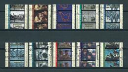 1996 Canada Complete Set 100 Years Film Used/gebruikt/oblitere - 1952-.... Regering Van Elizabeth II