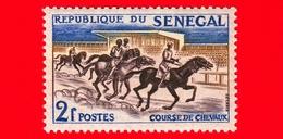 SENEGAL - 1961 - Sport - Corsa Di Cavalli - Horse Racing -  2 - Senegal (1960-...)