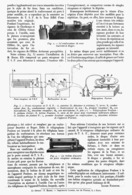 L'ENREGISTREMENT Des RADIO-TELEGRAMMES Par Le TELEGRAPHONE De M. POULSEN    1914 - Technical