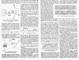 QUELQUES APPLICATIONS De L'ENREGISTREMENT DES SIGNAUX De T.S.F     1914 - Technical