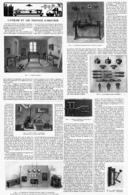 L'ATELIER El Les TRAVAUX  D'AMATEUR     1914 - Autres