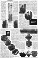 L'ODYNERE Des MURS   1914 - Technical