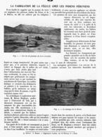 LA FABRICATION De La FECULE CHEZ Les INDIENS PERUVIENS    1914 - Technical