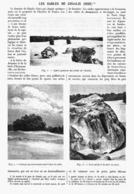 LES SABLES De CHAALIS  ( OISE )  1914 - Ile-de-France