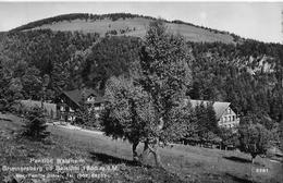 BRUNNERSBERG OB BALSTHAL → Pension Waldheim, Fotokarte Anno 1948 - SO Soleure