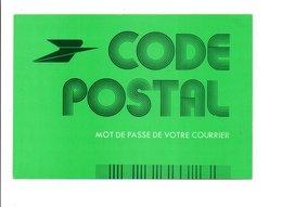 LE CODE POSTAL - Poste & Facteurs