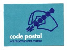LE CODE POSTAL - Postal Services