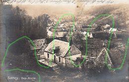 SANCY - Aisne -   -  Guerre 14 - Autres Communes