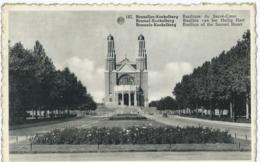Bruxelles-Koekelberg - Basilique Du Sacré-Coeur - 182 Albert - Koekelberg