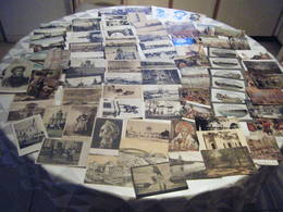 Lot X 140 Cartes Postales Ancienne RUSSIE De 1910 A 1960 - Russie