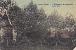 Cpa-35-janzé-Pas Sur Delc.-chateau De La Jousseraye-vieille Tour-edi Debray - Frankreich