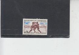 SENEGAL - Sport - Lotta - Senegal (1960-...)