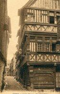 14 - LISIEUX - Vieilles Maisons. Rue De La Paix - Lisieux