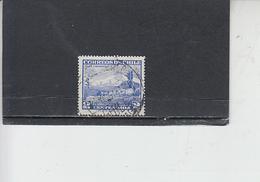 CILE  1961 - Yvert  291° - Vulcano - Cile