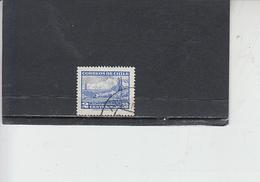 CILE  1962 - Yvert  298° - Vulcano - Cile