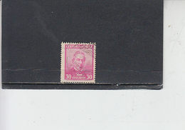 CILE  1934 - Yvert  155° - Perez - Cile