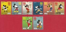 Portugal   2018 , 90 Years Of Magic - Mickey The True Original - Postfrisch / MNH / (**) - 1910-... Republik