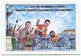 VEYRI - ENGHIEN - 1994 - Débarquement Humoristique - Voir Scan - Veyri, Bernard