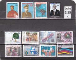 República Dominicana  -  Lotes  12   Sellos Diferentes  -  12/11096 - República Dominicana