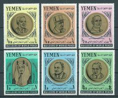 Yemen (Reino) Nº Yvert 223/8 En Nuevo - Yemen