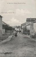 Dainville,rue De La Forge - France