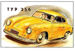 [MD2509] CPM - TYP 356 - AUTO - Non Viaggiata - Cartoline