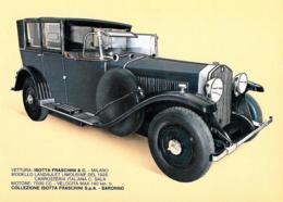 [MD2514] CPM - ISOTTA FRASCHINI - MODELLO LADAULET LIMOUSINE DEL 1926 - Non Viaggiata - Cartoline