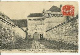 02 - BOURGFONTAINE / ANCIEN COUVENT DE CHARTREUX - France