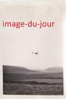 Photo Ancienne Camp De Vol A Voile D' Avranches 1935   Le Retour  ( Aviation Planeur ) - Aviation