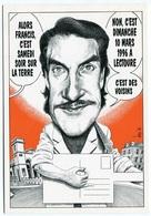 VEYRI - LECTOURE - 13° Salon CP - Francis CABREL - 1996 - Voir Scan - Veyri, Bernard