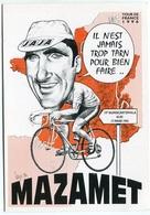 VEYRI - MAZAMET - Laurent Jalabert Pour 19° Salon D'ALBI - Cyclisme - 1996 - Voir Scan - Veyri, Bernard