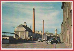 Brasserie à Plzen. Tchécoslovaquie. Encyclopédie De 1970. - Documentos Antiguos