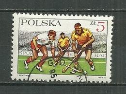 POLAND Oblitéré 2802 Hockey Sur Gazon - 1944-.... Republik