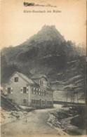 68 - SAINTE MARIE AUX MINES - Klein Rumbach Mit Ruine - Sainte-Marie-aux-Mines