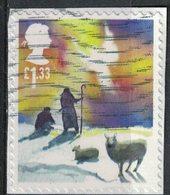 Royaume Uni 2015 Oblitéré Used Christmas The Shepherds Noël Les Bergers SU - 1952-.... (Elizabeth II)
