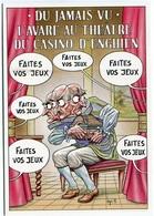 VEYRI - ENGHIEN  L'Avare Au Théatre Du Casino - 1991 - Voir Scan - Veyri, Bernard