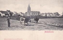 Middelkerke Avenue Leopold (cote Ouest Du Kursaal) - Middelkerke