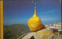 The Fabulous Golden Rock Pagoda - Pagode De Kyaiktiyo - Myanmar (Burma)
